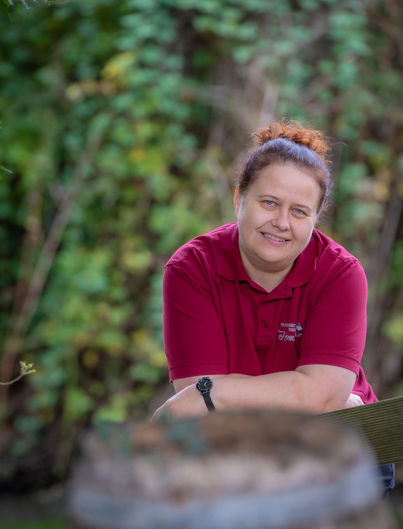 Frau Bremer - Pflegekraft (AZUBI Pflegefachkraft)