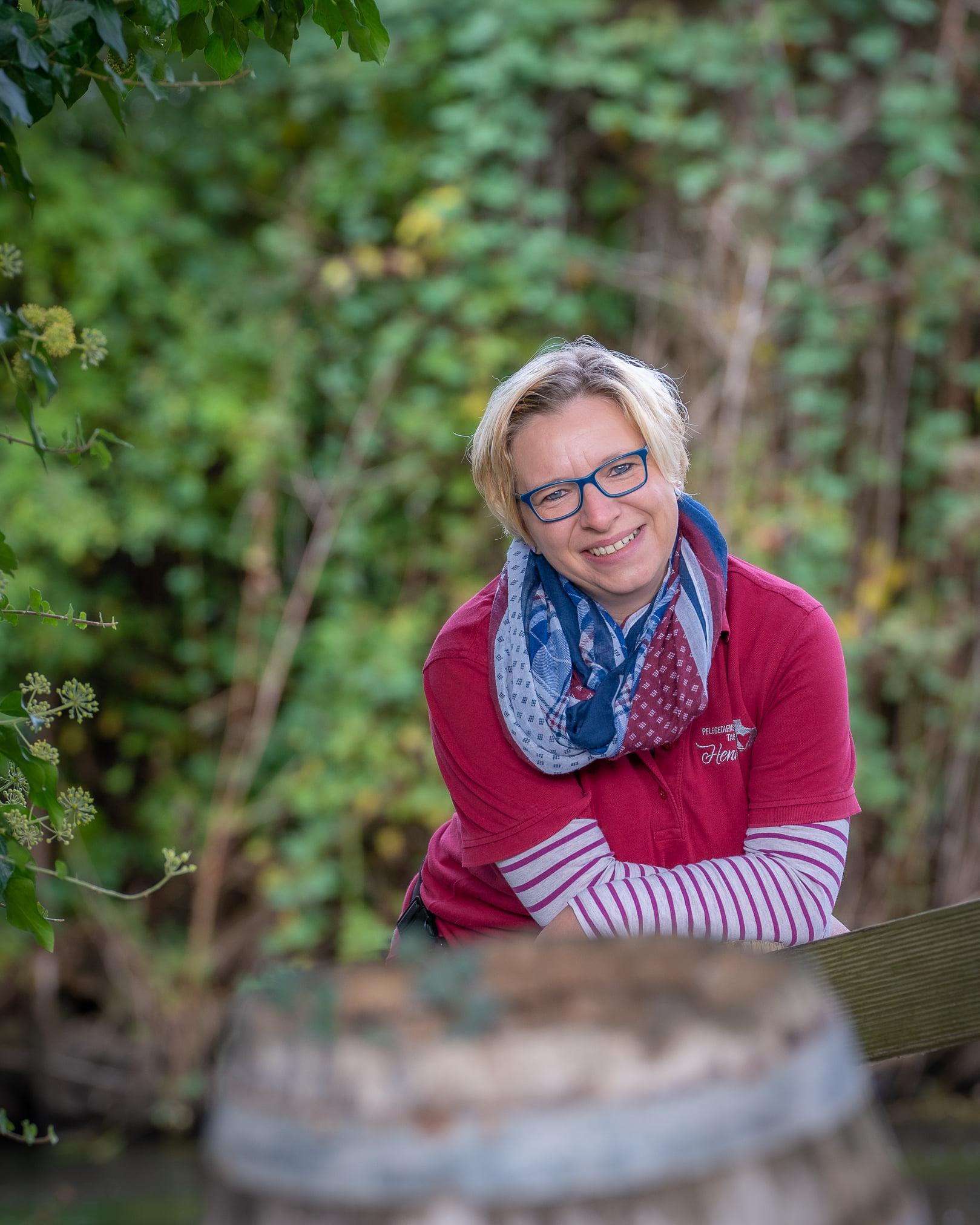 Frau Krüger - Pflegekraft (AZUBI)